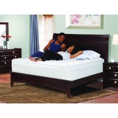 Boyd LuxAire I air bed sleep system with two individual air chambers
