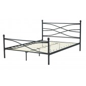 Rosalyn Milan Metal Platform Bed